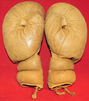 AntiqueSportsShop - Boxing Items